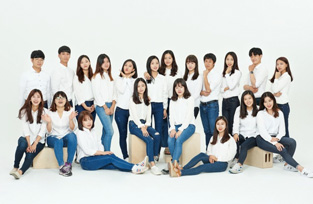 [miilk friends] Hankuk Paper University Supporters , 6th miilk friends